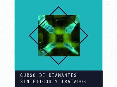 Curso de diamantes sintéticos y tratados