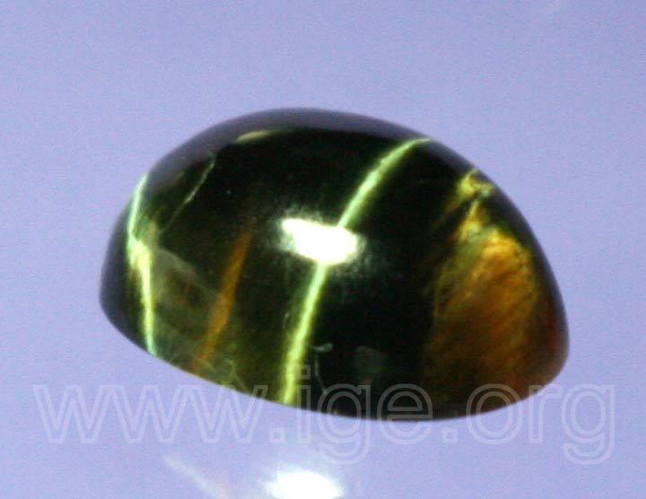 Piedras con efectos ópticos